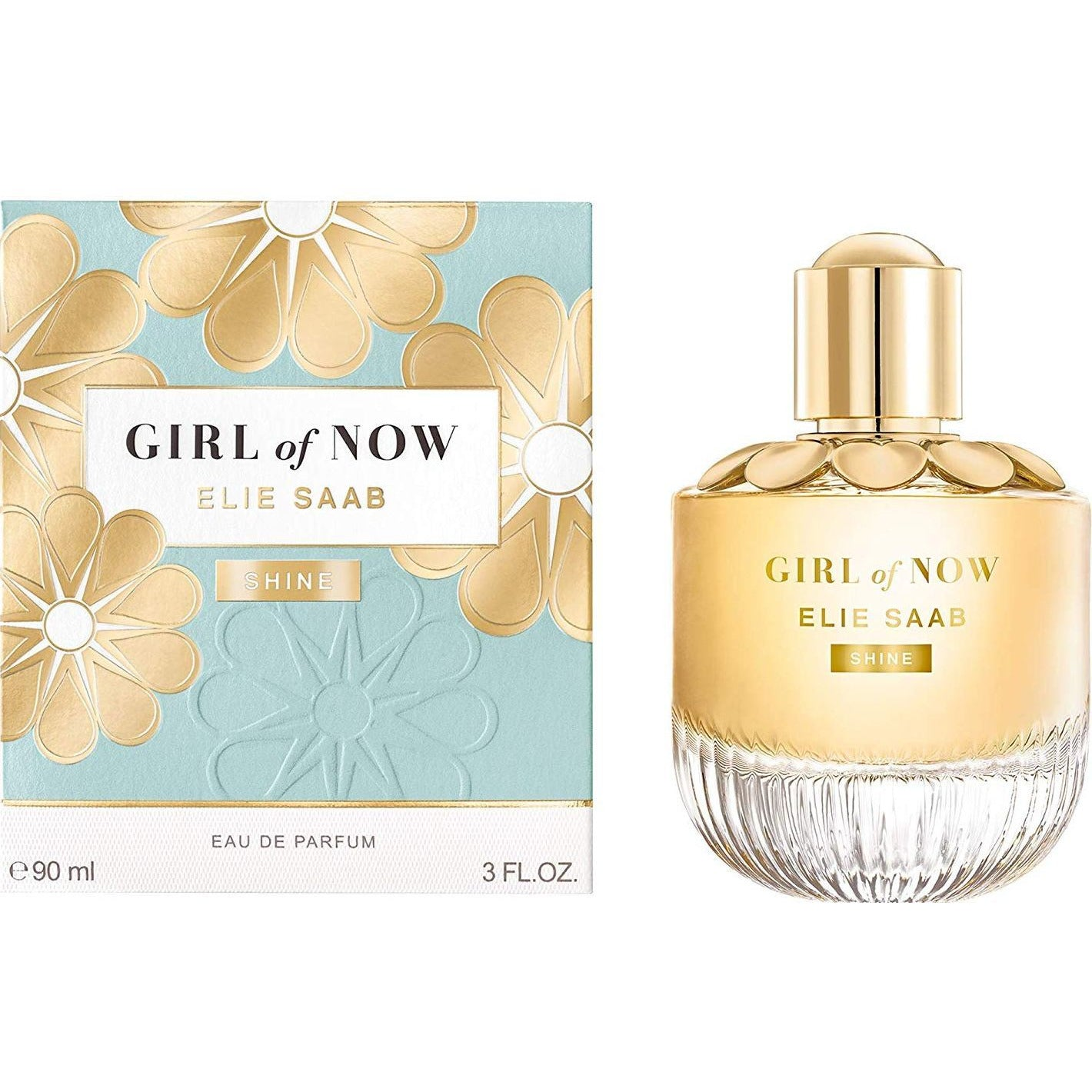 Girl of Now Shine by Elie Saab perfume women EDP 3.0 / 3 oz New in Box