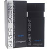 Silver Scent Deep by Jacques Bogart cologne for men EDT 3.3 / 3.4 oz New in Box