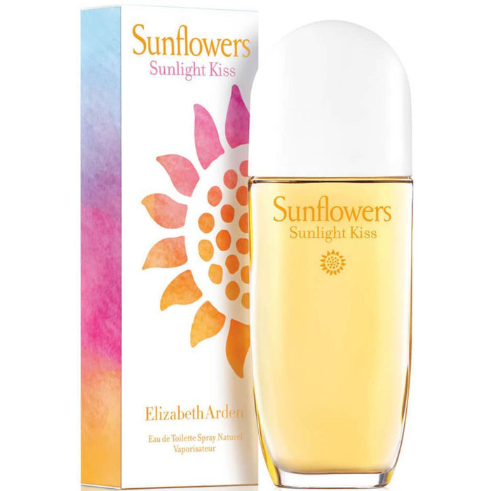 Sunflowers Sunlight Kiss by Elizabeth Arden for women EDT 3.3 / 3.4 oz New in Box