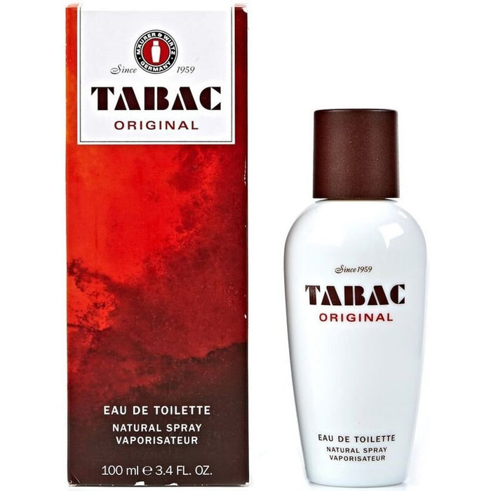 Tabac Original by Maurer & Wirtz cologne for men EDT 3.3 / 3.4 oz New in Box