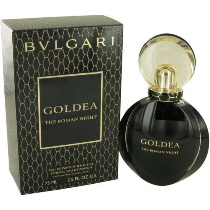 Goldea The Roman Night by Bvlgari perfume sensuelle for her EDP 2.5 oz New in Box