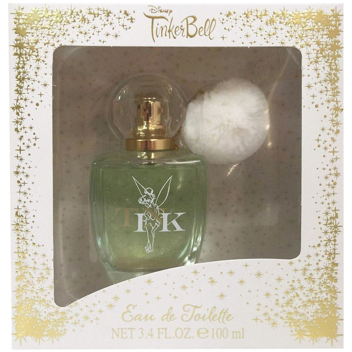 Tinker Bell by Disney for girls EDT 3.3 / 3.4 oz New in Box