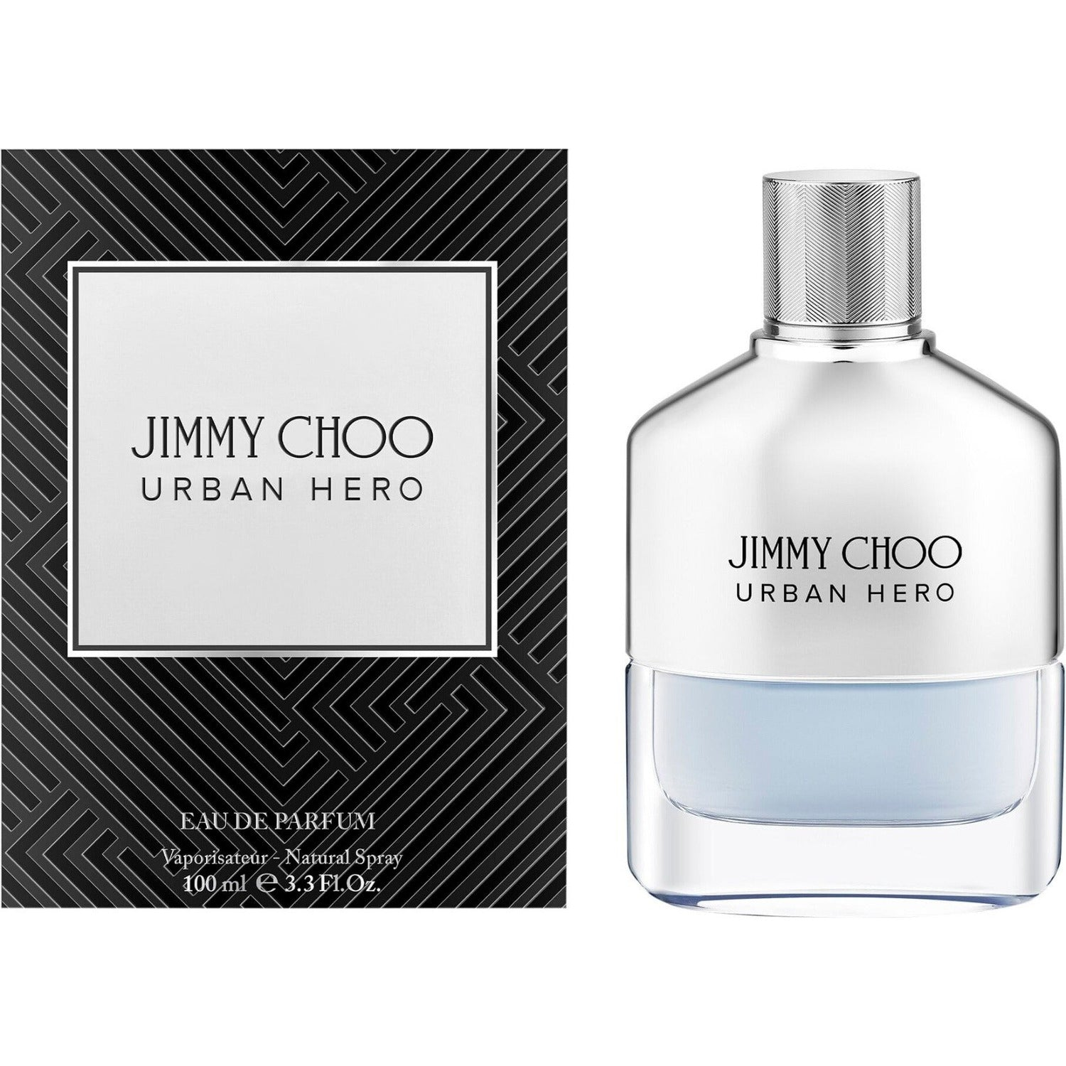 Urban Hero By Jimmy Choo cologne for men EDP 3.3 / 3.4 oz New in Box