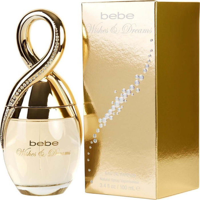 Bebe Wishes & Dreams by Bebe perfume for women EDP 3.3 / 3.4 oz New in Box