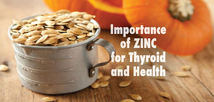 Thyroid & Zinc: Things You Should Know