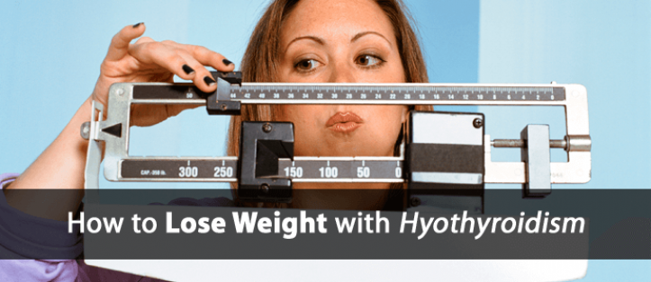 Hypothyroidism & Weight Loss: 4 Steps That May Surprise You