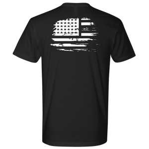 Next Level 100% American Muscle Shirt