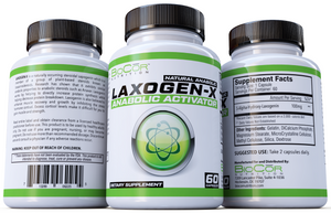 LAXOGEN-X Natural Anabolic