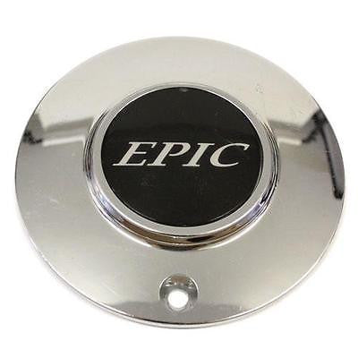 EPIC WHEELS CENTER CAP # 991-0620 CHROME
