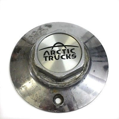 ARCTIC TRUCKS WHEELS CENTER CAP POLISHED USED