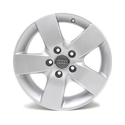 "16"" AUDI A6 ALLROAD 2002 2003 2004 WHEEL FACTORY OEM 58753 SILVER"