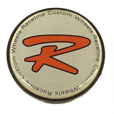 RACELINE CUSTOM WHEELS CENTER CAP