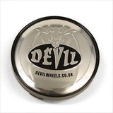 DEVIL WHEELS CENTER CAP # C002 FTK NEW
