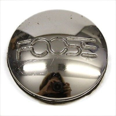 FOOSE WHEEL CHROME CENTER CAP # 1000-39