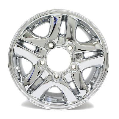 "16"" LEXUS LX470 1998 1999 2000 2001 2002 WHEEL OEM 74145 CHROME"