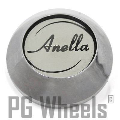 ANELLA WHEEL CHROME CENTER CAP #D35