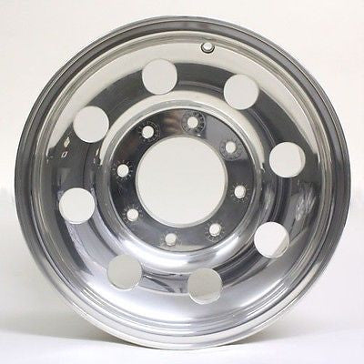 "16"" WHEEL FORD F250 DIESEL EXCURSION 2001 2002 2003 2004 2005 OEM 3338 POLISHED"