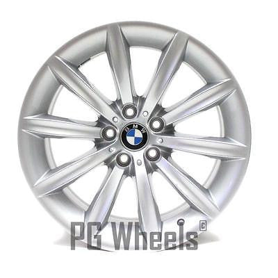 "19"" BMW 750i 760i 2006 2007 2008 WHEEL OEM 71162 SILVER NEW 19x9"