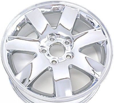 "17"" FORD FIVE HUNDRED 500 FACTORY OEM CHROME WHEEL RIM  # 3580"