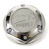 MB WHEELS CHROME CENTER CAP FD0608-38 #763 USED