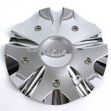 MKW WHEEL MK-23 CENTER CAP CHROME #F012
