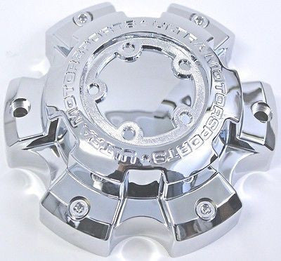 ULTRA MOTORSPORTS WHEEL CENTER CAP CHROME 899865
