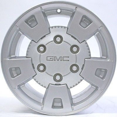 "15"" GMC CANYON COLORADO 2004 2005 2006 2007 OEM WHEEL 5183 SILVER"