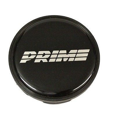 PRIME WHEEL CENTER CAP BLACK NEW