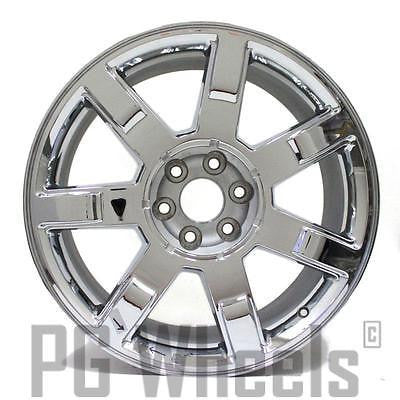 "22"" CADILLAC ESCALADE 07 08 09 10 11 12 13 14 CHROME WHEEL OEM 5309"