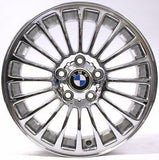 "BMW 3 SERIES 17"" CHROME WHEEL # 59343 # 36116753816"