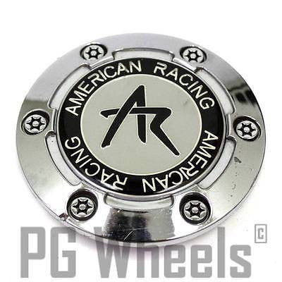 AMERICAN RACING CHROME CENTER CAP #BC-231