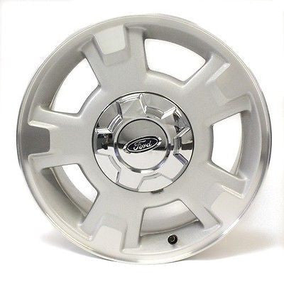 "17"" WHEEL FORD F-150 2012 FACTORY OEM # 3781 SILVER"