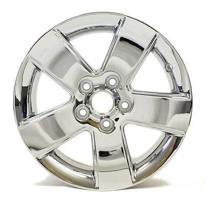 "16"" FORD FUSION 2006 2007 2008 2009 WHEEL OEM 3627 CHROME 5 SPOKE"