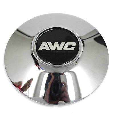AWC CENTER CAP CHROME C645 FWD NEW