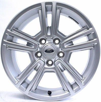 "17"" FORD MUSTANG 2010 FACTORY OEM 3808 WHEEL SILVER"