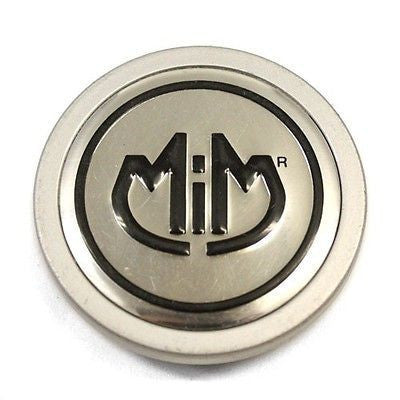 MIM BY SPEEDLINE WHEEL CENTER CAP NEW 1000