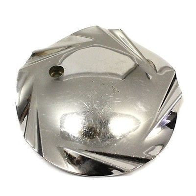 LIMITED WHEEL CENTER CAP USED CHROME # A703