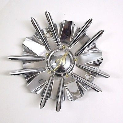 ARELLI WHEEL CHROME CENTER CAP #712-112 NEW