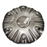 2 CRAVE WHEEL CENTER CAP # N12-B1 # PD-CAPSX-91028-AL USED