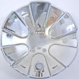 ZENETTI WHEEL CHROME CENTER CAP CZ0003