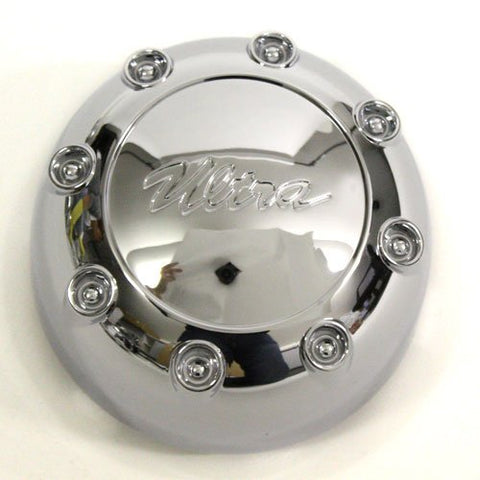 ULTRA WHEEL 150 CLAW CENTER CAP CHROME 899235 C800906 NEW