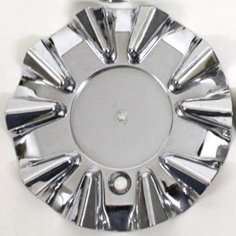 DANTE WHEEL CHROME CENTER CAP #A USED