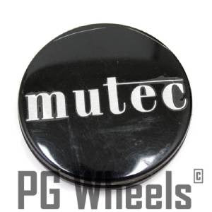 MUTEC WHEEL CENTER CAP #N06