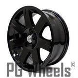 "17"" CHRYSLER 300C 2005 2006 2007 2008 WHEELS OEM 2361 BLACK (4)"