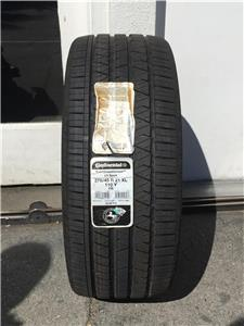 Continental CrossContact LX Sport 275/45R21 XL Tire 110Y (1 Tire) 275 45 21