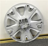 "17"" FORD EDGE 2016 HUB CAP SILVER  OEM (Steel Wheel Not Included)"