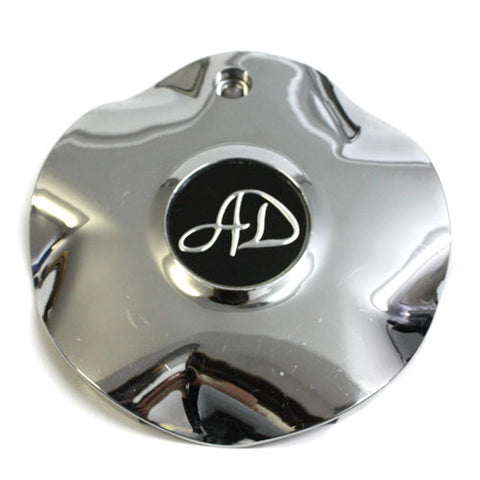 AD KOKY WHEEL CENTER CAP CHROME AD-5 USED