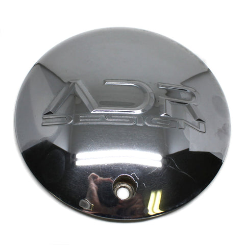 ADR WHEEL CHROME CENTER CAP # ADR21 USED