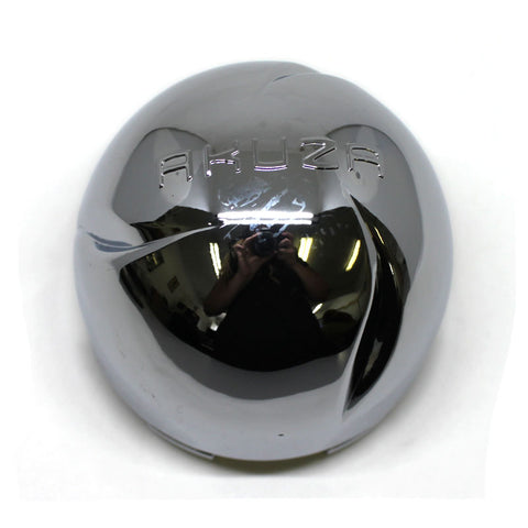 AKUZA PANTHER PCW-2 ARC-2 ECO 820 WHEELS RIM CHROME CENTER CAPS UNIVERSAL CAP