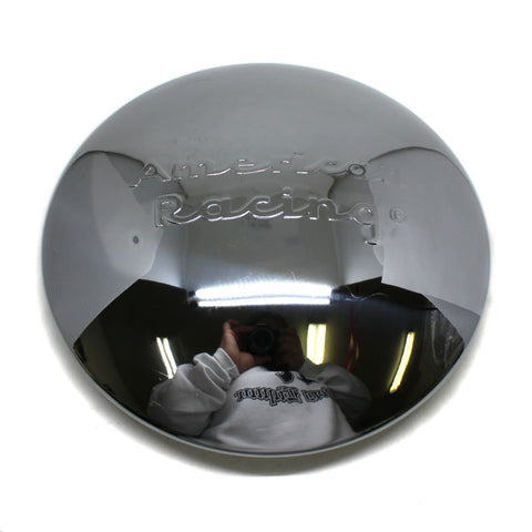 AMERICAN RACING WHEEL CENTER CAP CHROME 899012